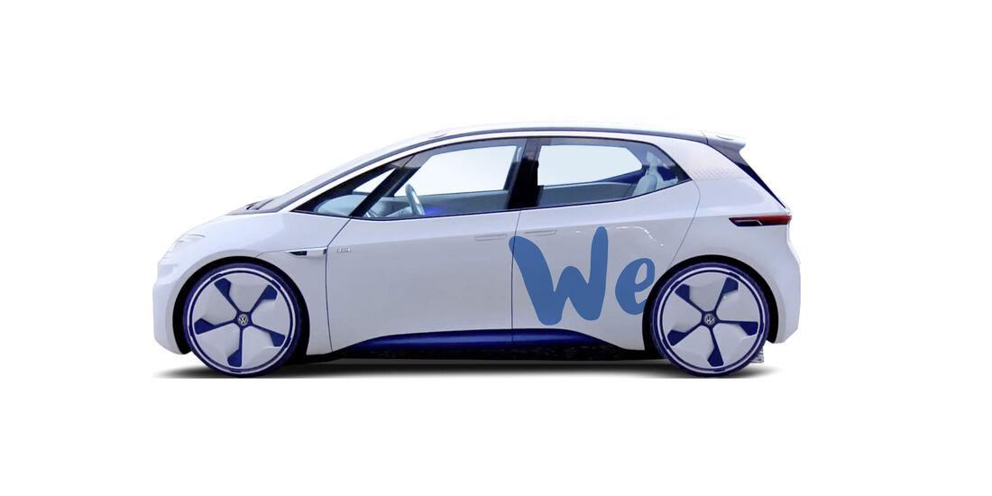 06/2018 VW ID We