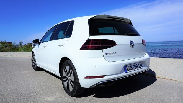 06/2018, VW e-Golf