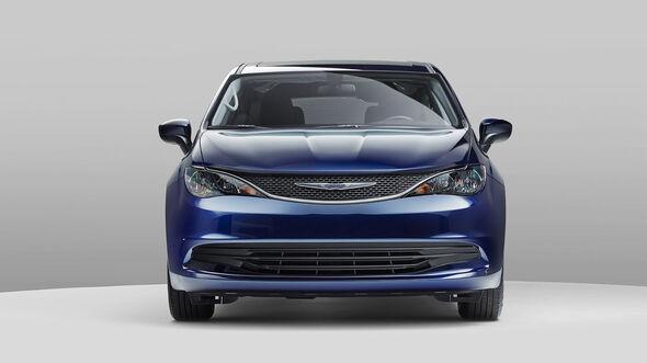 06/2019, 2020 Chrysler Voyager