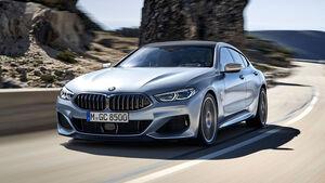06/2019, BMW 8er Gran Coupé