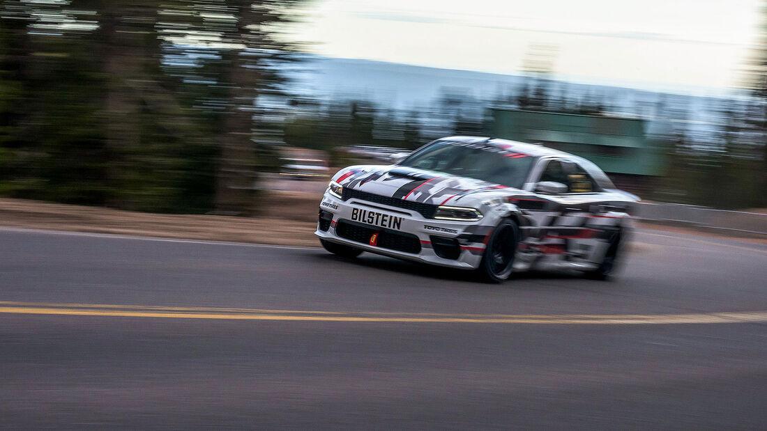 06/2019, Dodge Charger SRT Hellcat Widebody Concept Pikes Peak