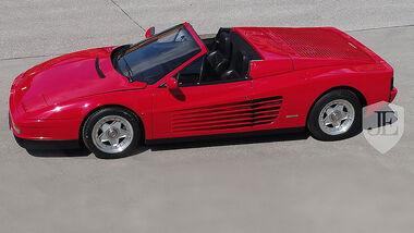 06/2019, Ferrari Testarossa Spider Pininfarina