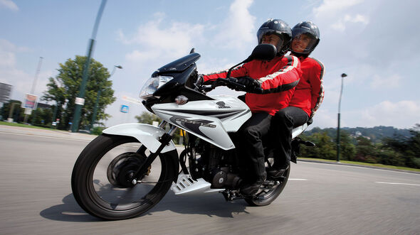 06/2019, Honda CBF125