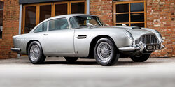 06/2019, James Bond 007 Aston Martin DB5 Filmauto