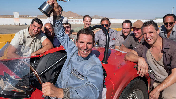 Kinofilm Le Mans 66 Rennschlacht Ford Vs Ferrari Im Kino Auto Motor Und Sport