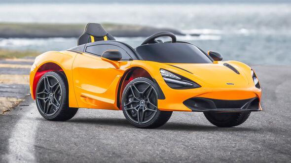 06/2019, McLaren 720 S Ride On EV