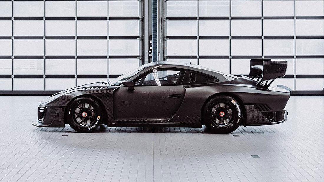 06/2019, Porsche 935 (991.2) im Karbon-Look