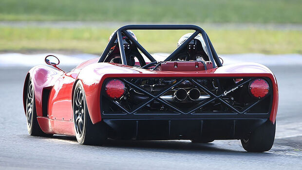 06/2019, Spartan Roadster