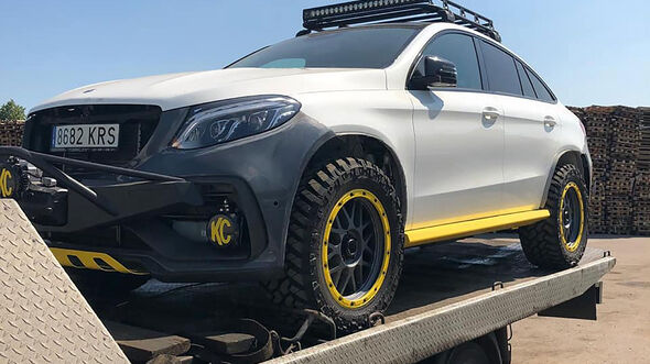 06/2019, TopCar Mercedes GLE Coupe Inferno 4x4*2