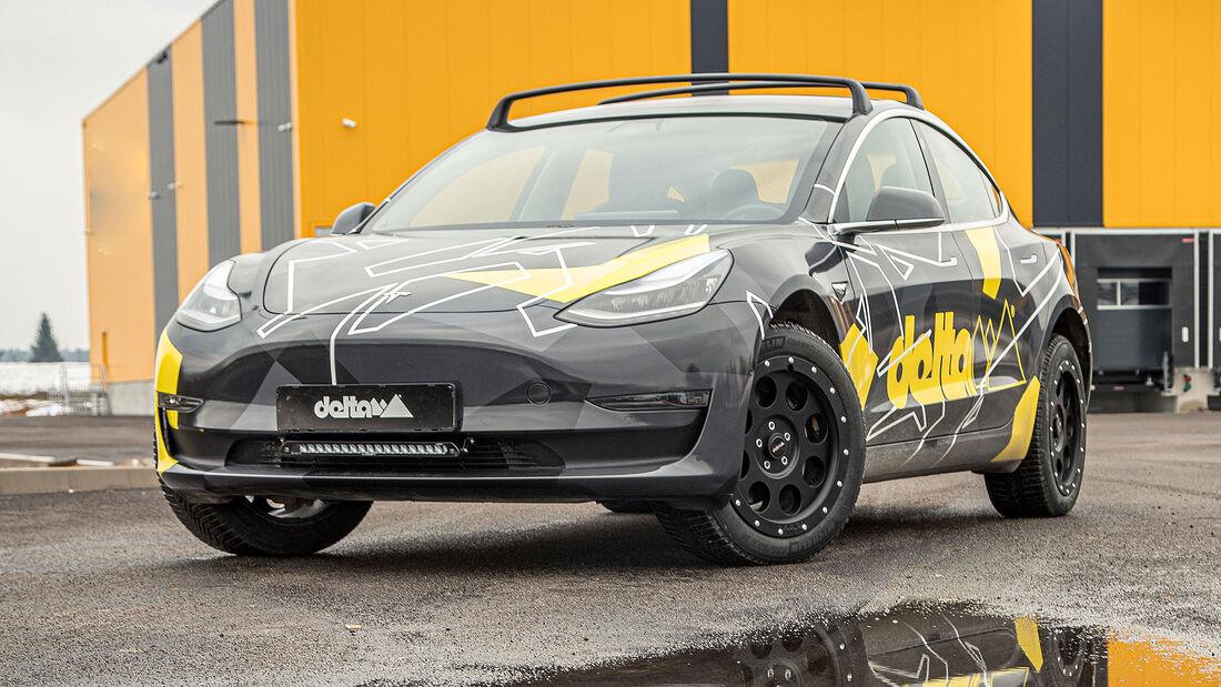 06/2020, Delta 4x4 Tesla Model 3
