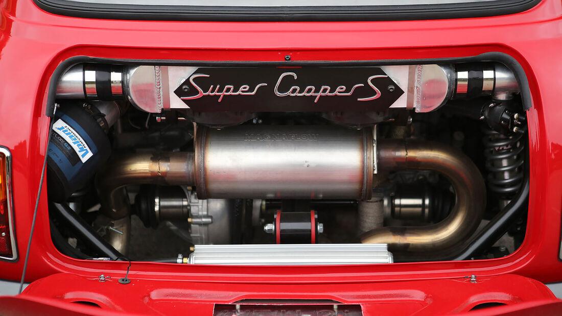 06/2020, Gildred Racing Super Cooper Type S