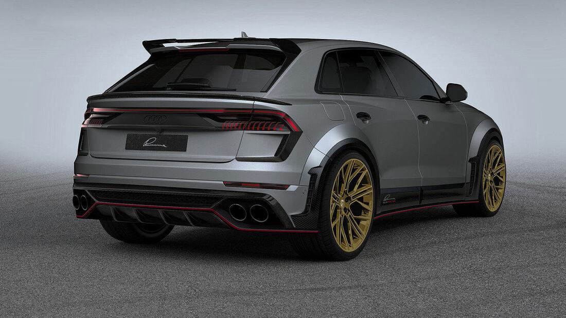 06/2020, Lumma CLR 8 RS auf Basis Audi RS Q8