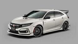 06/2020, Mugen Honda Civic Type R FK8