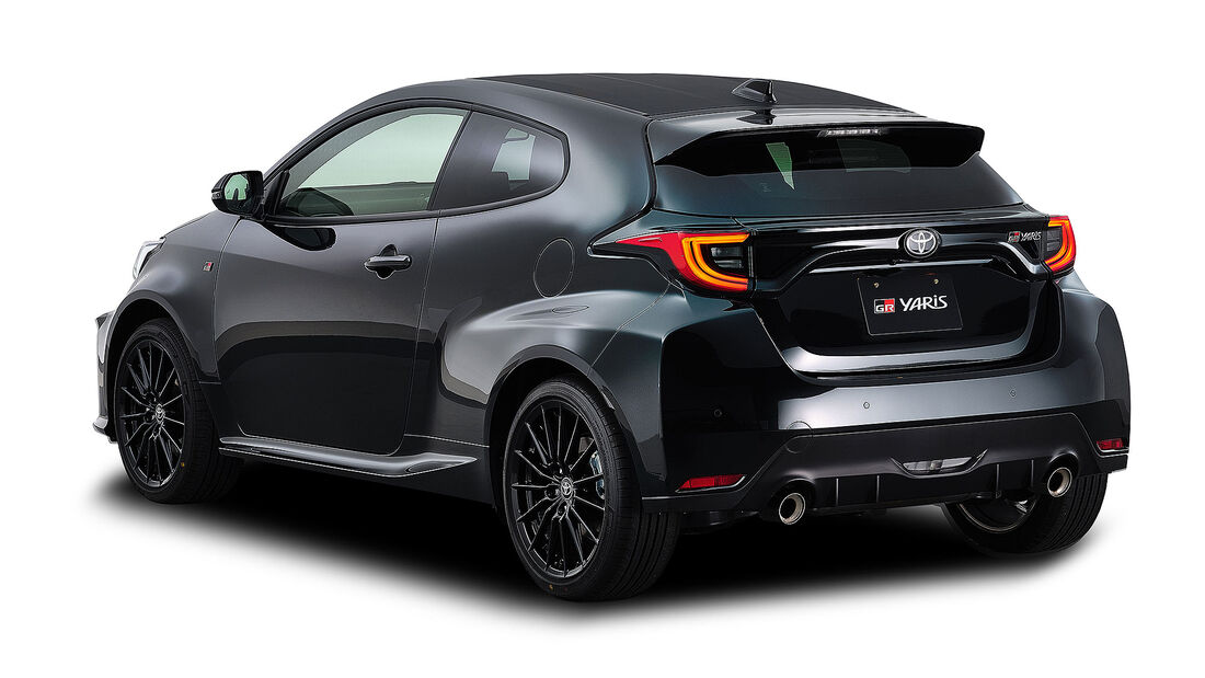 06/2020, Toyota GR Yaris RS für Japan