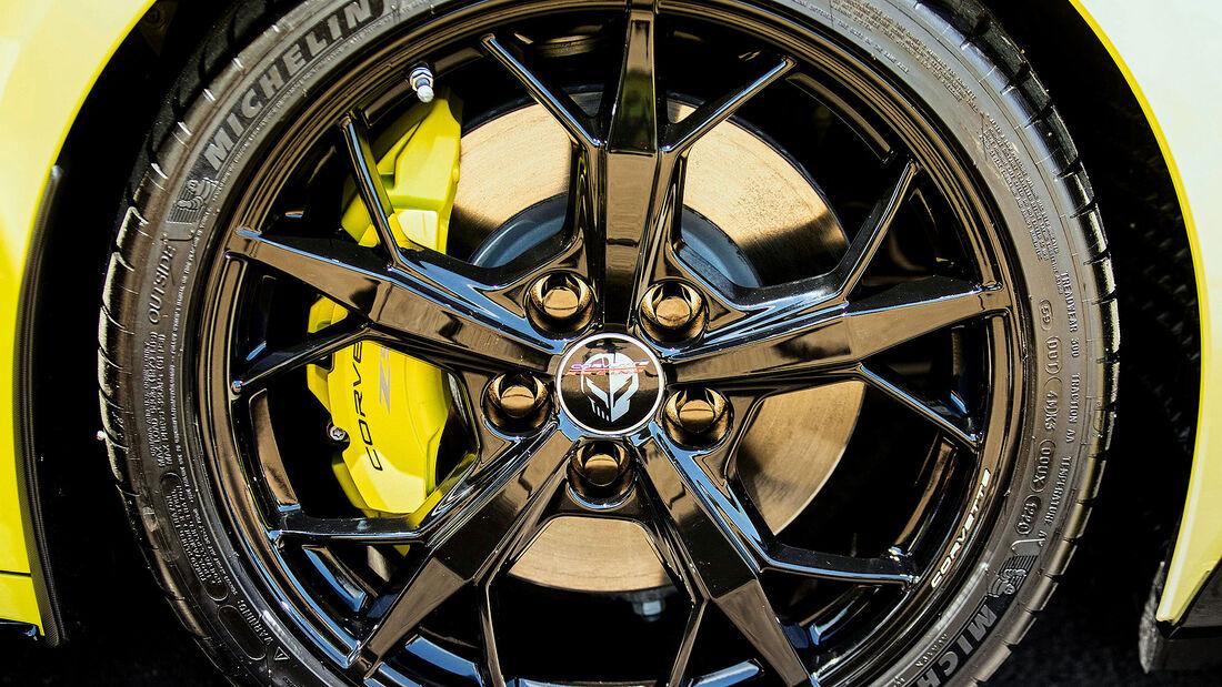 06/2021, 2022 Chevrolet Corvette C8 Stingray IMSA GTLM Championship Edition