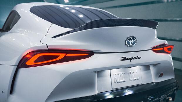 06/2021, 2022 Toyota GR Supra A91-CF Edition