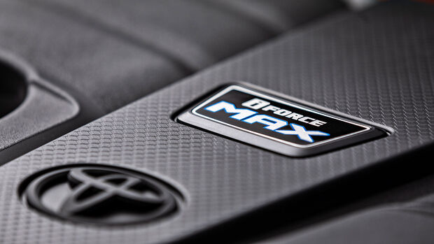 06/2021, 2022 Toyota Tundra iForce Max Antrieb Teaserbild