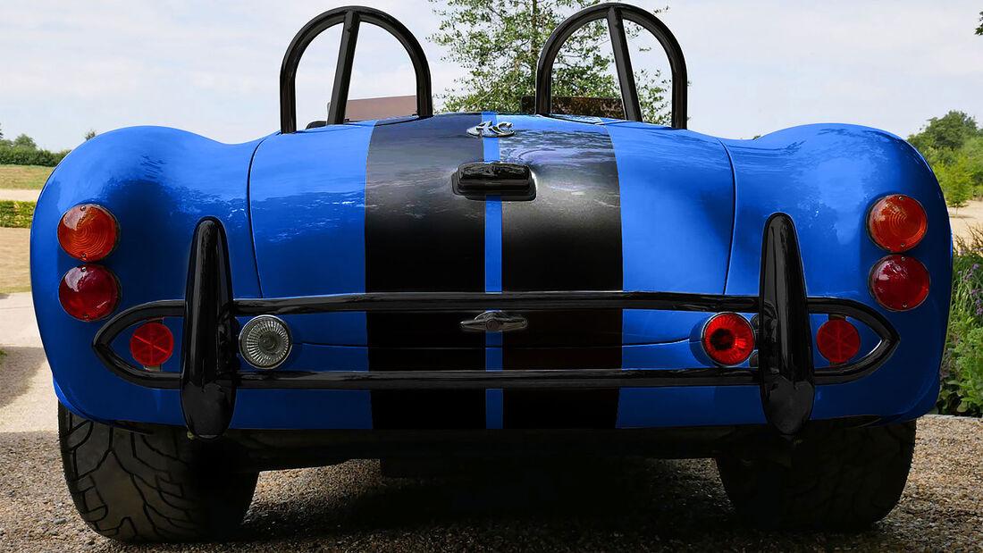 06/2021, AC Cobra Series 4–electric