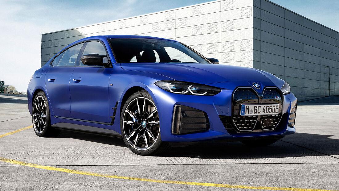 06/2021, BMW i4 M50
