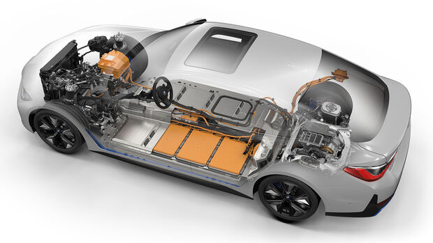 06/2021, BMW i4 eDrive40