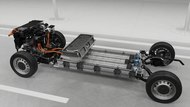06/2021, Citroen E-Jumpy Hydrogen