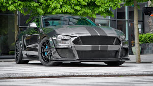06/2021, Clive Sutton Ford Mustang CS850GT