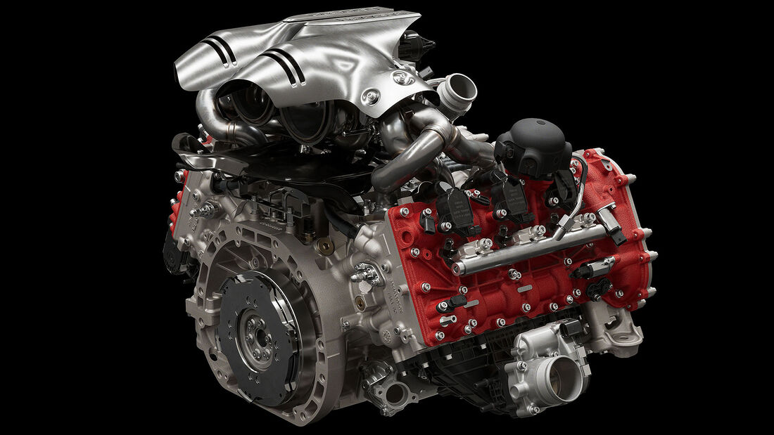 06/2021, Ferrari 296 GTB