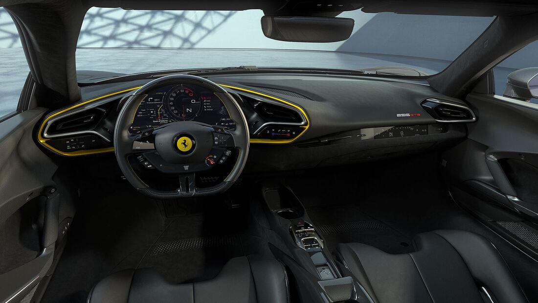06/2021, Ferrari 296 GTB Assetto Fiorano
