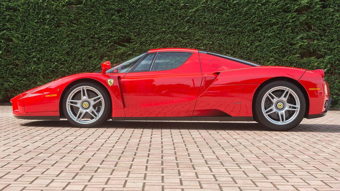 06/2021, Ferrari Enzo von Toto Wolff