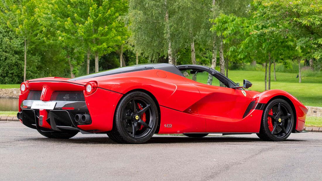06/2021, Ferrari LaFerrari von Toto Wolff