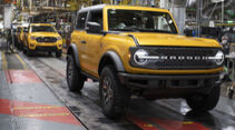 06/2021, Ford Bronco Produktion Michigan Assembly Plant