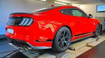 06/2021, Ford Mustang Mach 1 von Schropp Fahrzeugtechnik