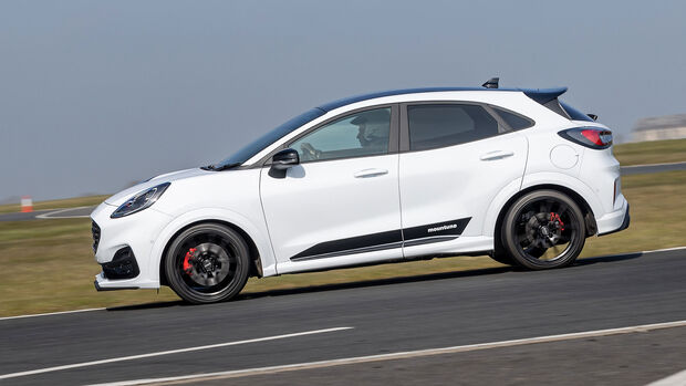 06/2021, Ford Puma ST mit Mountune Tuning-Kit