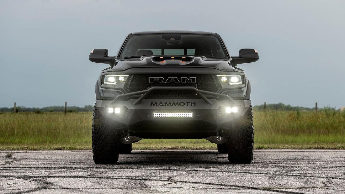 06/2021, Hennessey Ram TRX Mammoth 1000 Supercharged