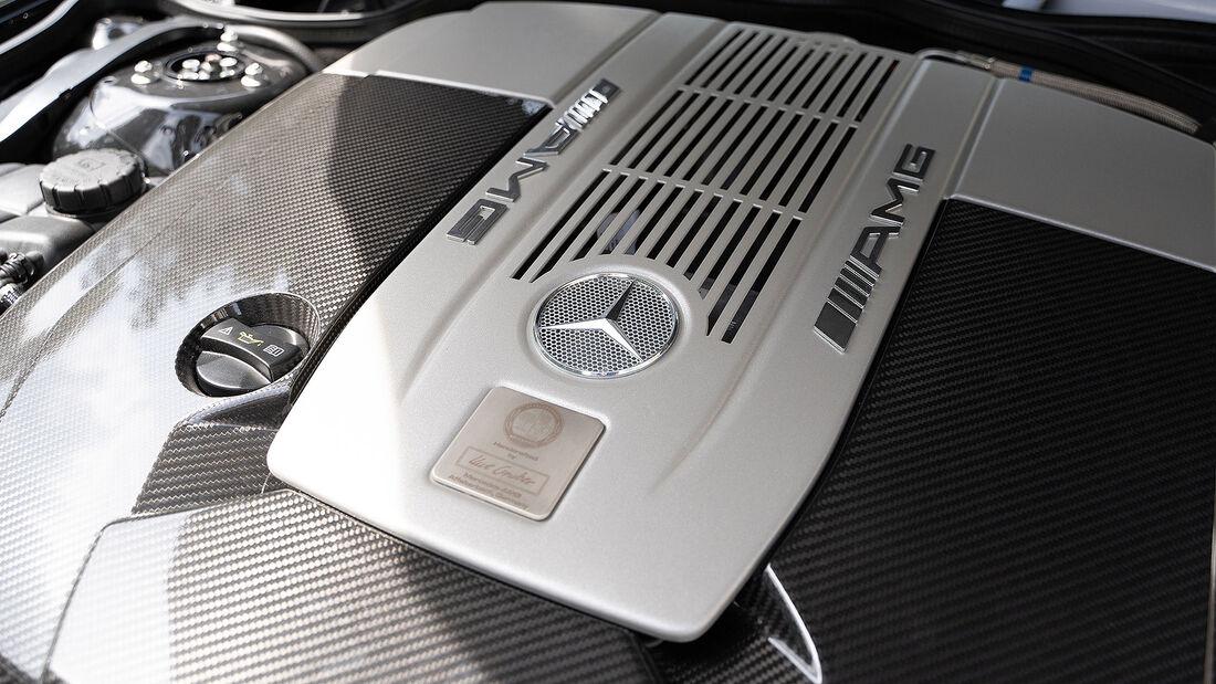 06/2021, Mercedes SL 65 AMG Black Series von Toto Wolff