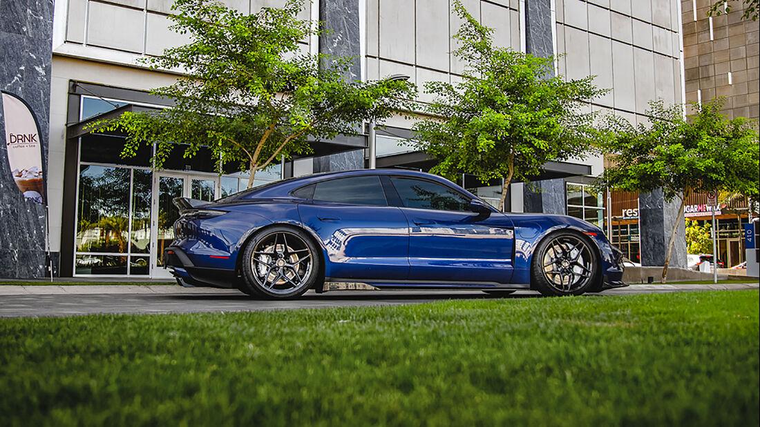 06/2021, Porsche Taycan Turbo von Vivid Racing