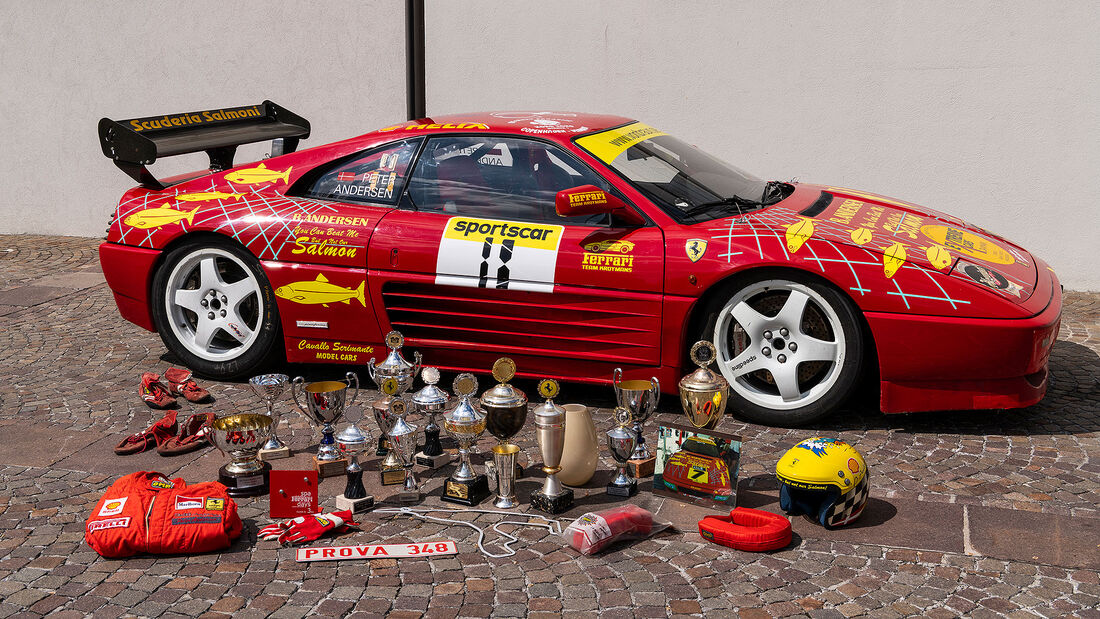 06/2021, RM Sotheby's Milan Auktion 2021, 1994 Ferrari 348 GT Michelotto Competizione