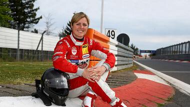 06/2021, Sabine Schmitz am Nürburgring