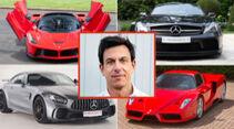 06/2021, Toto Wolff verkauft Supersportwagen