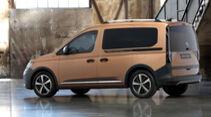 06/2021, VW Caddy PanAmericana