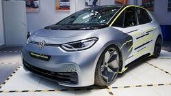 06/2021, VW ID.3 Azubi-Projekt Wörthersee Showcar