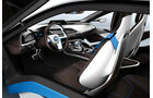 07/2011, BMW i8 Concept, Innenraum