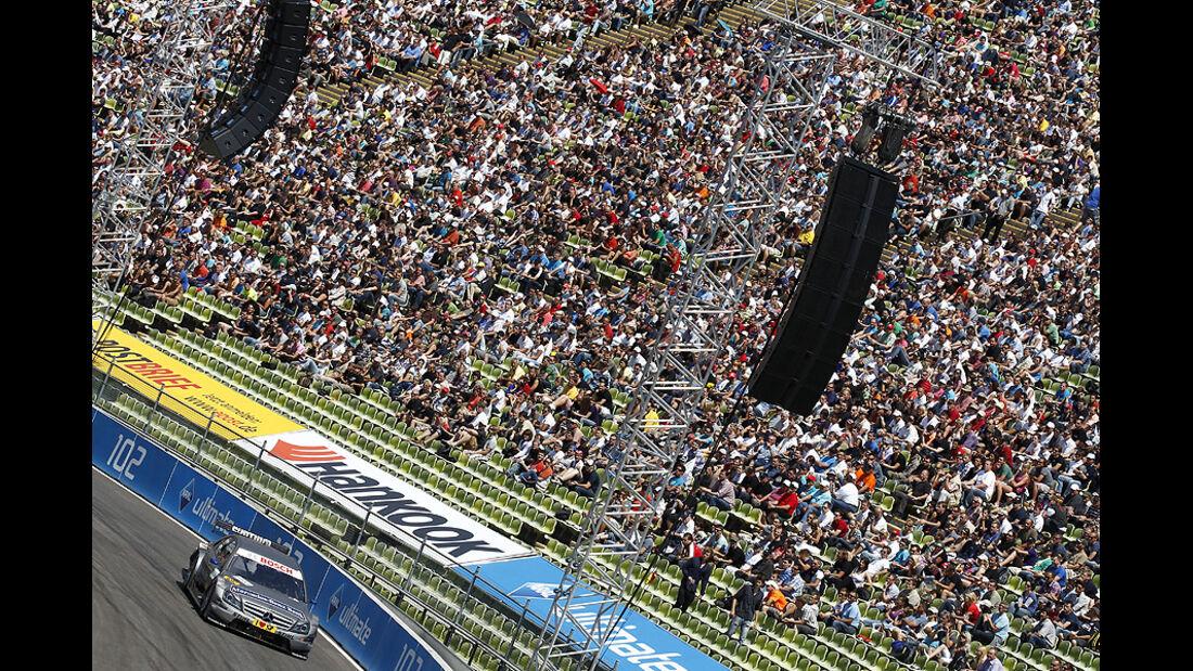 07/2011, DTM-Showevent München