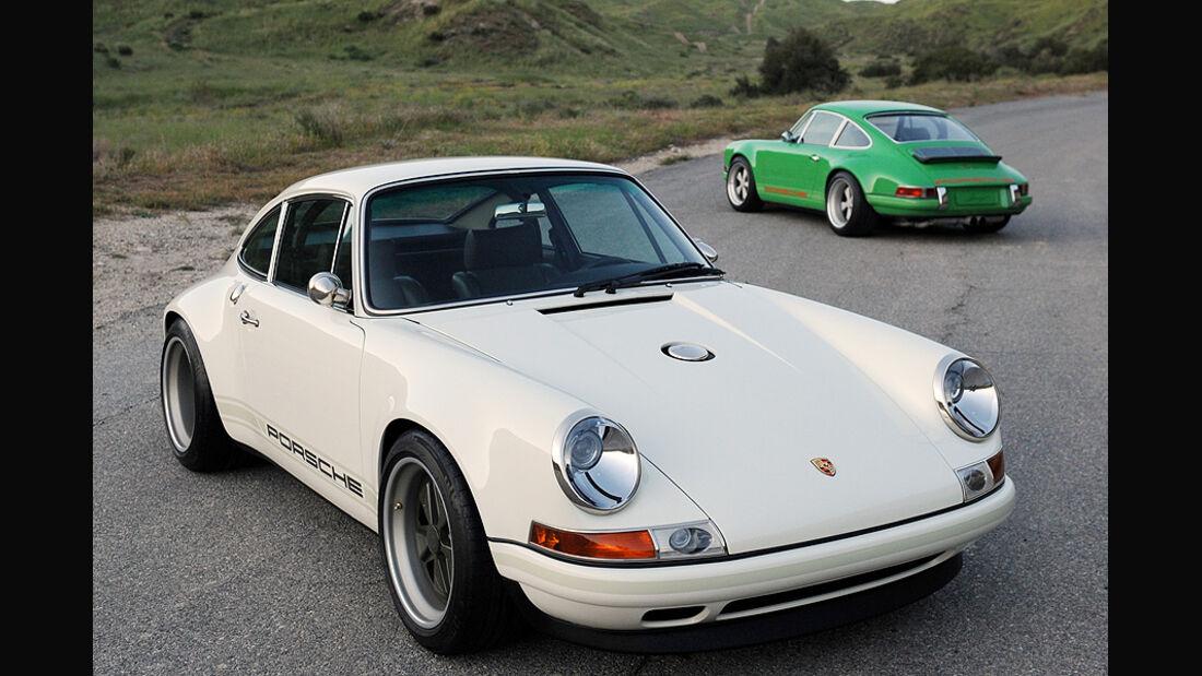 07/2011 Singer Porsche 911 Umbau