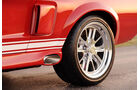 07/2012, Classic Recreations 1967 Shelby GT 500CR Convertible, Felge, Auspuff, Sidepipe