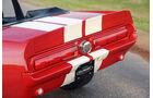 07/2012, Classic Recreations 1967 Shelby GT 500CR Convertible, Heckspoiler