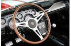 07/2012, Classic Recreations 1967 Shelby GT 500CR Convertible, Lenkrad