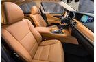 07/2012, Lexus LS 2013 LS 460, Innenraum