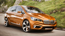 07/2013 BMW Concept Active Tourer Outdoor Sperrfrist 11.07.2013 00.00 Uhr