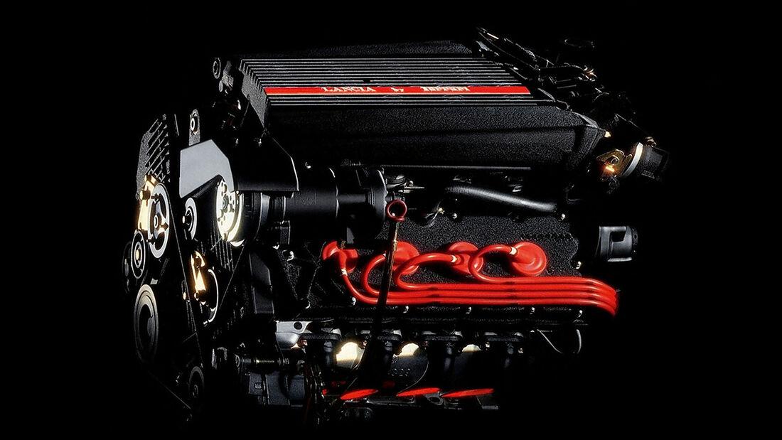 07/2013 Lancia Thema 8.32 Auto der Woche